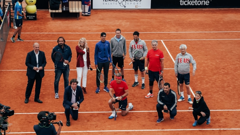 Tennis & Friends Special Edition 2021